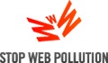 stop web pollution